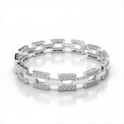 Checkerboard Men's Bracelet