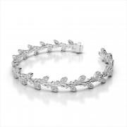 Leaf Diamond Bracelet