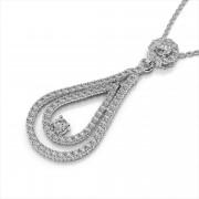 Diamond Fancy Pendant