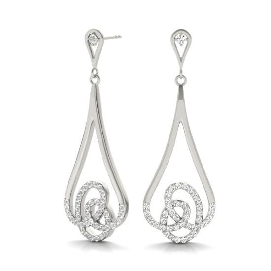 Teardrop Fashion Danging Earrings