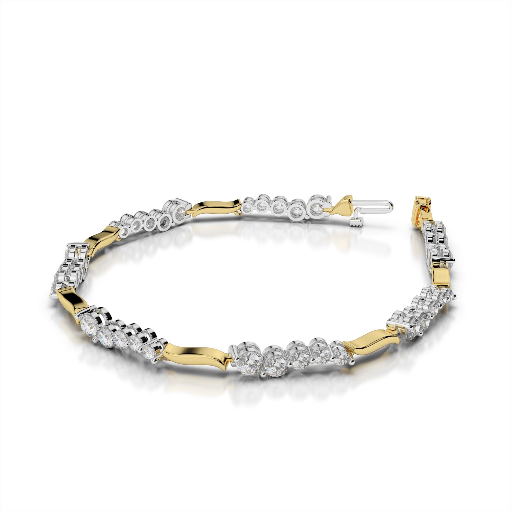 Diamond Journey Bracelet